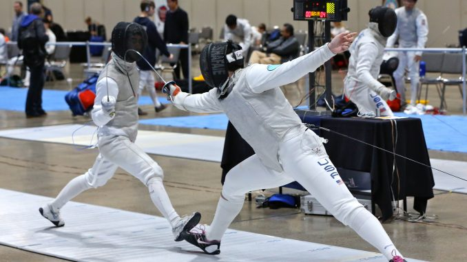 Kansas City Nac Results Freehold Fencing Academy